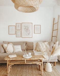 Home Wallpapers ⌂ Boho Living Room, Home And Living, Living Room Decor, Bohemian Living, Decor Room, Bohemian Decor, Beige Living Rooms, Cheap Home Decor, Home Decoration