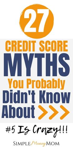 Credit Card Cost Calculator 27 Insane Credit Score Myths Debunked: Be On Your Way to a Better Credit Score this Year - Credit Advice - Ideas of Credit Advice - Did you know that What Is Credit Score, Fix Your Credit, Build Credit, Improve Your Credit Score, Fixing Credit Score, Lexington Law, Credit Repair Companies, Web 2.0, Paying Off Credit Cards