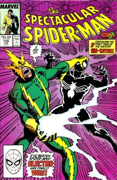 The Spectacular Spider-Man (1976) Issue #135 - Read The Spectacular Spider-Man (1976) Issue #135 comic online in high quality
