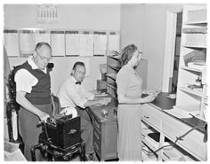 (1955) MCL - Long Beach Division Clerks Office.