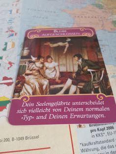 Mein Tagebuch: 3.6.17 Tageskarten der Liebe