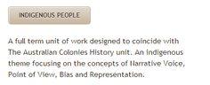 Stage 3 Unit of Work - Indigenous Peopple