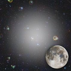 Astronomers just discovered a huge galaxy orbiting our own Surprise! 18 APR 2016 A huge galaxy orbiting our own Milky Way has seemingly appeared out of nowhere. The newly spotted dwarf galaxy, which has been named Crater 2, sits around 400,000 light-years away, and has already earned the title of the fourth largest known galaxy...