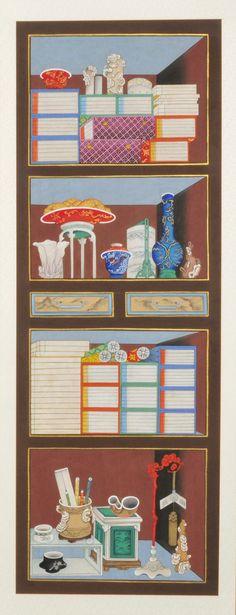 사단법인 한국 전통 민화 연구소 Oriental, Korea Fashion, Layout Design, Communication, Folk, Illustrations, Inspiration, Holiday Decor, Gallery