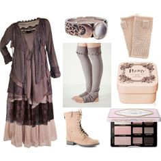 """Ethereal Witch"" by maggiehemlock on Polyvore 