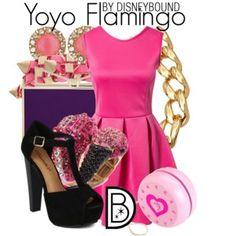 Yoyo Flamingo