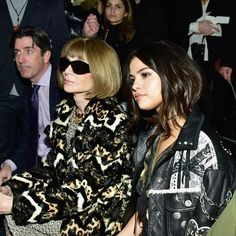 @selenagomez Makes Her Front Row Debut at Coach |Vogue  Since touching down in New York City Selena Gomez has been on something of a roll from a street style perspective. Whether in a winter-friendly crop top or a snowstorm-proof statement coat the singer hasnt so much as missed a beat. And when she made her front row debut at Coachs Fall 2017 fashion show earlier today she hit yet another sartorial high note. The 24-year-old star was recently made the face of the branda title that is likely…