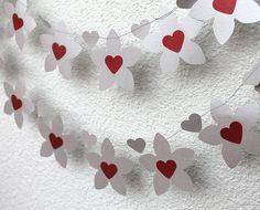Silver Flower GarlandWedding Decor Wedding Garland by BridalLife, $14.90