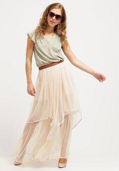 Schöne Bluse im Nude-Look. mint&berry Bluse - khaki für 24,95 € (16.03.16) versandkostenfrei bei Zalando bestellen.