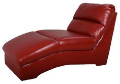 Ashley Furniture Bonded Leather Chaise