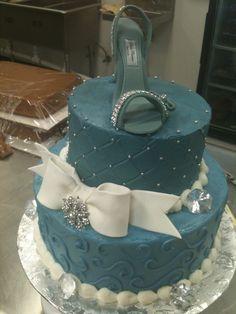 Denim And Diamonds Cake  Cakes