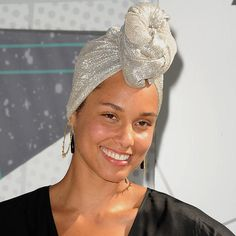 "Alicia Keys: ""No one will take care of you if you don't take care of yourself."""