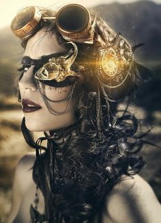 steampunk-Opportunity to open your own shop @http://artisouls.com and be proud of your #art and #handmade beautiful creations!