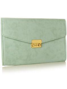 Pastels Envelope Clutch  -- Accessorize Price:                £25.00