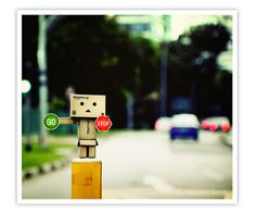 danbo: the traffic controller
