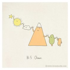 illustration / art / drawings / inspiration / sketches, cute nature