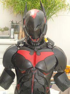 Gorgeous fan made Batman suit of armor. - Album on Imgur