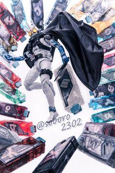 Kamen Rider W, Kamen Rider Drive, Kamen Rider Decade, Kamen Rider Series, Free Mind, Anime Cat, Anime Comics, Power Rangers, Action Figures