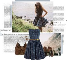 """""""Anchorage"""" by minuetprincess ❤ liked on Polyvore"""