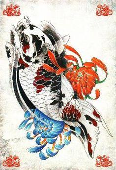 oriental tattoo art - Поиск в Google