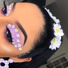 Spring Eye Makeup, Black Eye Makeup, Colorful Eye Makeup, Eye Makeup Art, Kiss Makeup, Summer Makeup, Beauty Makeup, Fun Makeup, Colourpop Cosmetics