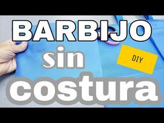 BARBIJO SIN COSTURA SUPER FÁCIL - Fabiana Marquesini - 226 - YouTube