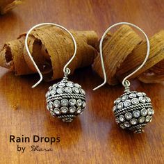 Rain Drops Earrings
