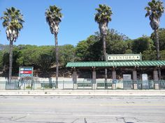 """The """"Train Station"""" in Ventura, CA, right on the Fairgrounds"""