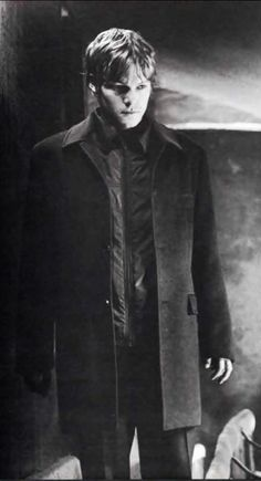 Norman Reedus-too fine for words... but just a little something reminds me of A Clockwork Orange...
