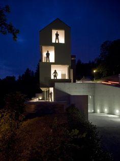 Projekt: 6 Familienhaus Staldern - L3P Architekten ETH FH SIA AG