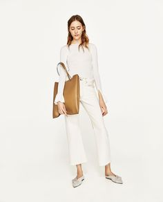ZARA - WOMAN - JOIN LIFE FADED JEANS