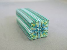 Polymer Cane by Artpassions by Sue Gentry, via Flickr