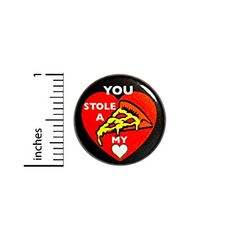Funny Pizza Button Geeky Valentines Puns You Stole A Pizza My Heart Pin 1 Inch Bad Puns, Funny Puns, Wtf Funny, Valentines Puns, Funny Pizza, Pizza Puns, Funny Buttons, Work Jokes, Pun Gifts