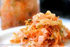 Lacto-Fermented Kimchi