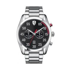 Herren Uhr Ferrari 0830176