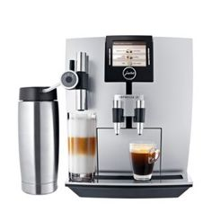 One Touch Espresso Machine. If only...