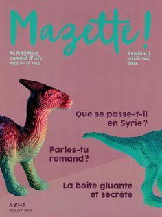 MAZETTE #1 Avril Mai, Dinosaur Stuffed Animal, Animals, Animales, Animaux, Animal Memes, Animal, Animais, Dieren