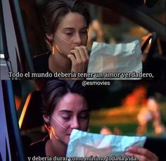 Romance Movies Best, Romantic Movies, Love Phrases, Love Words, Incredible Film, The Fault In Our Stars, John Green, Sad Love, Twitter Quotes