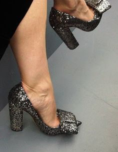 louis vuitton sequined pumps