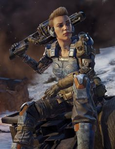 "Erin ""Battery"" Baker - The Call of Duty Wiki - Black Ops II, Ghosts, and more! - Wikia"