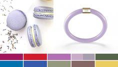 GLICINE: Fashion Color A/I 2014 #mudragioielli