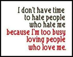 I just wanted to let you know... #quotes #hatersgonnahate