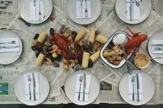 Summer Entertaining: Seafood Boil - The Menu & Décor