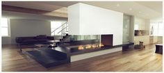 Image result for industrial lounges andfire places