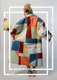 LIZET VAN DER KNAAP GRADUATION 2016 3d Prints, Fabric Manipulation, Feminine, Textiles, Photo And Video, Knitting, Crochet, Collection, Instagram