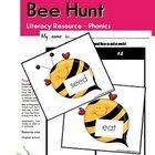 Kindergarten Literacy  Kindergarten Reading  Kindergarten Spelling  Reading  Spelling  Balanced Literacy  ee Phoneme  ea Phoneme  Teachers Resources