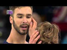 Papadakis / Cizeron Free Dance at the 2016 World Championships. Beautiful dance to To Build A Home and they are a beautiful pair. and so talented.