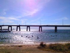 San Remo. The Bridge to the Island