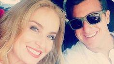 Luciano Huck e Angélica estão de férias nos Estados Unidos