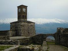 Castillo en Tirana, Albania